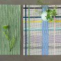 Chilewich - Bamboo Rectangle Placemat - Spring Green