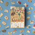 Londji - Go To Rome Puzzle