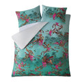 Ted Baker - Hibiscus Quilt Cover - Jade - Super King
