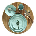 Ottolenghi For Serax - Feast Plate - Set of 4 - Extra Small - Green Artichoke