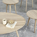Mater - Accent Side Table - Oak - Extra Large
