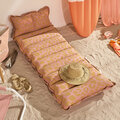 Sunnylife - Vintage Lie On Float - Call Of The Wild - Peachy Pink