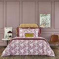 Yves Delorme - Pour Toujours Quilt Cover - Multi - Super King