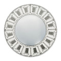 Fornasetti - Architettura Frame with Convex Mirror - Round