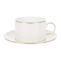 Wedgwood - Arris Teacup & Saucer