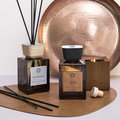 Locherber Milano - Habana Tobacco Scented Candle & Canaletto Walnut Lid - 210g