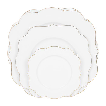 Royal Pip White Tableware