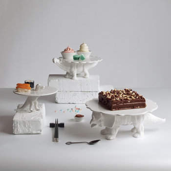 Sauria Dinosaur Cake Stand Collection