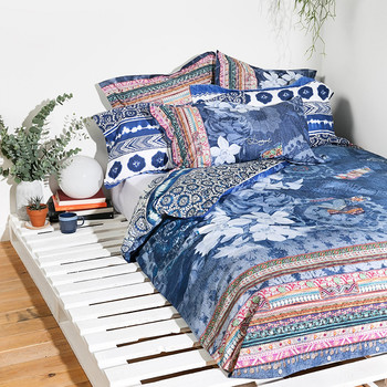 Exotic Jeans Bed Linen