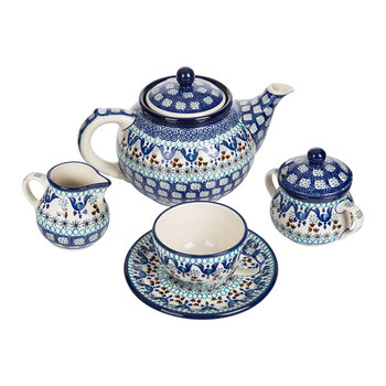 Marrakesh Tea Set