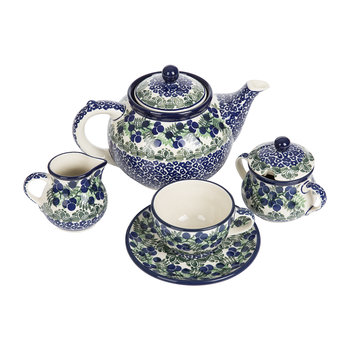 Myrtille Tea Set