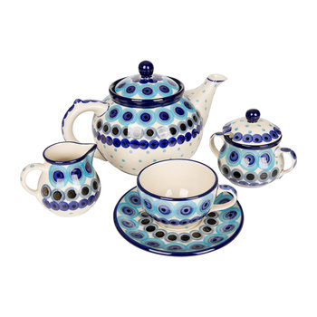 Big Dots Tea Set