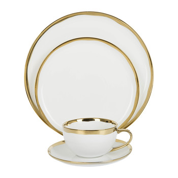 Dauville Gold Tableware