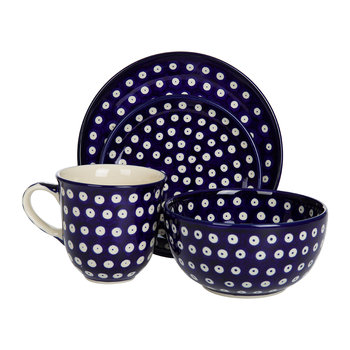 Blue Eyes Tableware