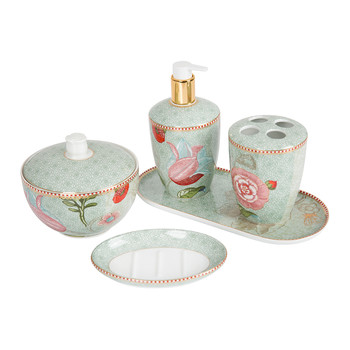 Spring to Life Bathroom Collection - Celadon