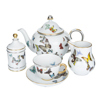 Butterfly Parade Tea Set