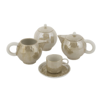 Caramel Capri Coffee Set