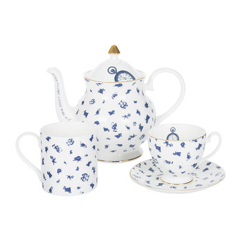 Alice Chintz Tea Set