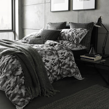 Facet Bed Linen Collection