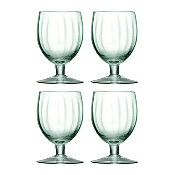 Mia Partial Optic Glassware