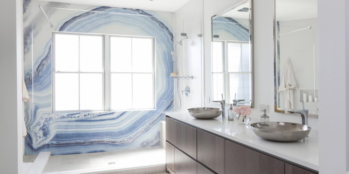 rose quartz and serenity how to decorate with pantone s color of