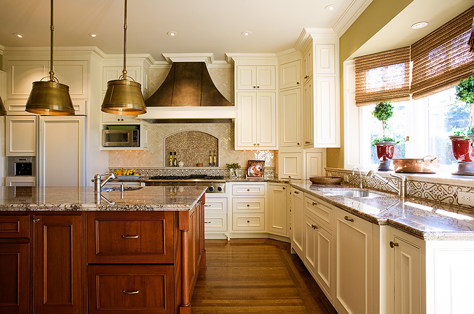 Arrowood Design Kitchen California