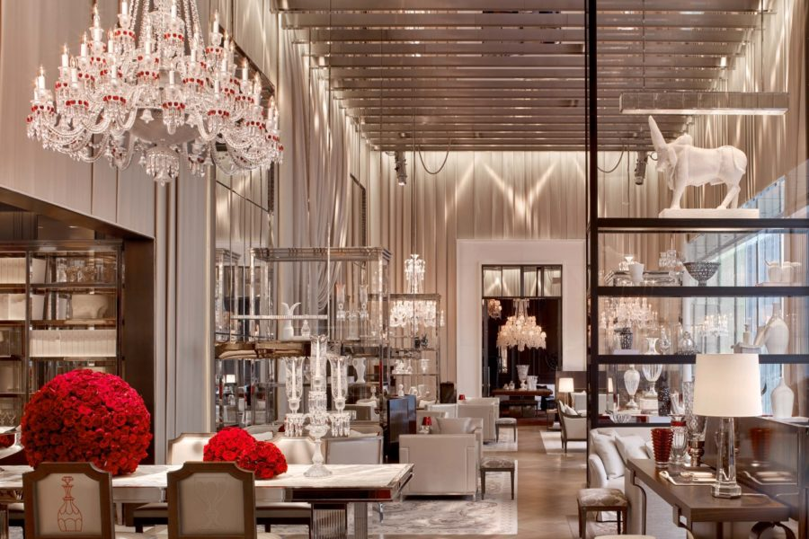Baccarat Hotel NYC March 2015 (91) (Large)
