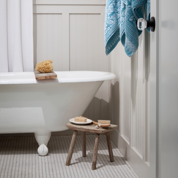 Beth Dana Design Bathroom California