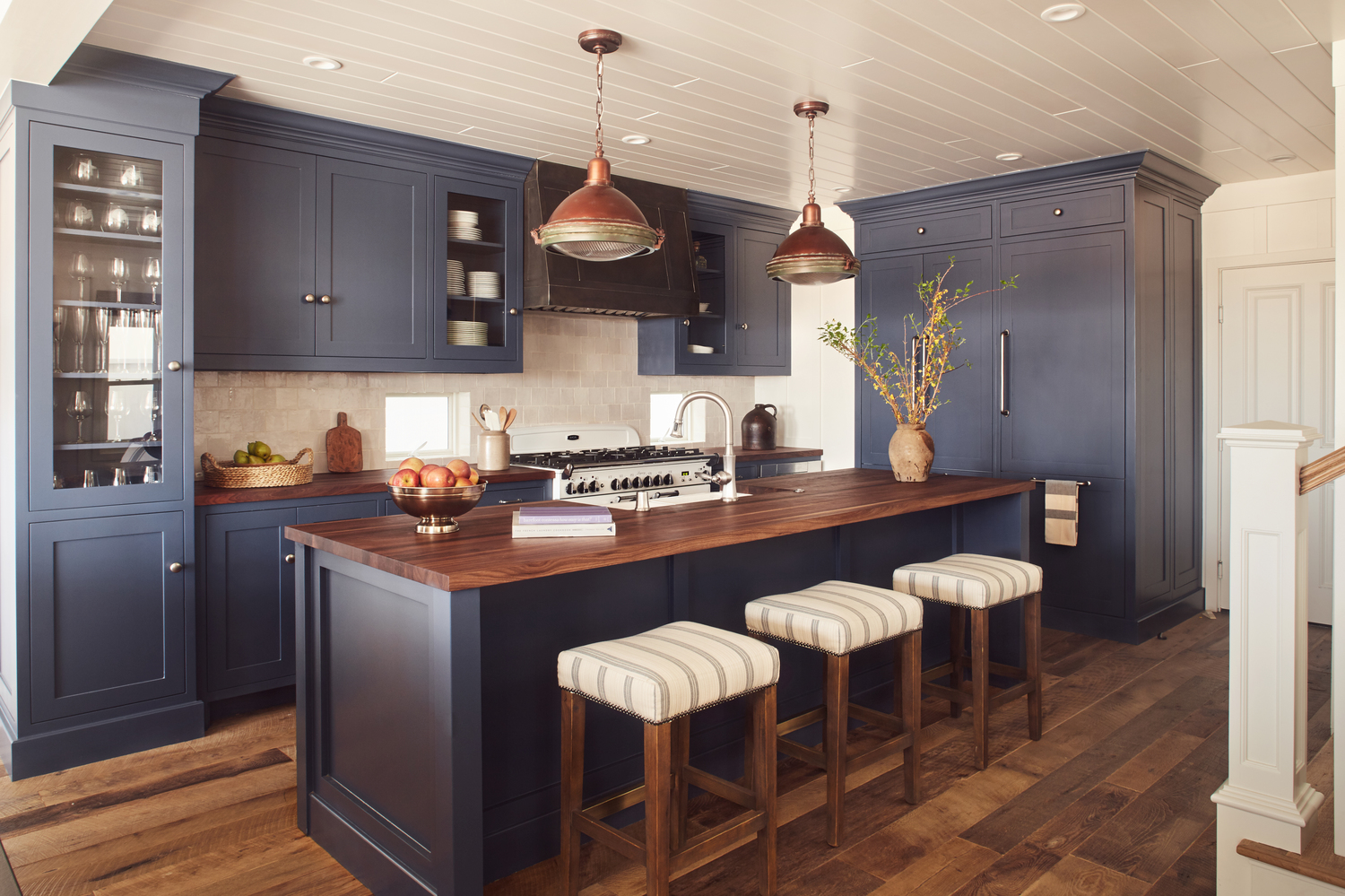 Brittany Stiles Interior Design Kitchen California