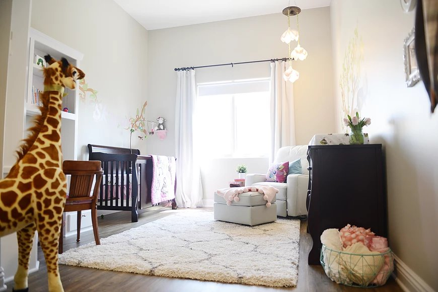 DelSur Designs Kids Room Interior Design California