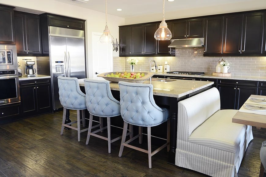 DelSur Designs Kitchen Interior Design California