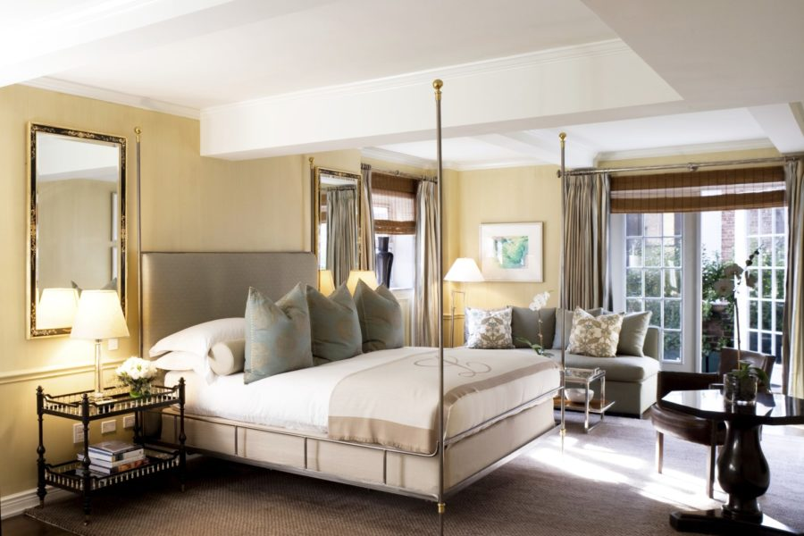 Deluxe Junior Suite with Terrace Michael Smith