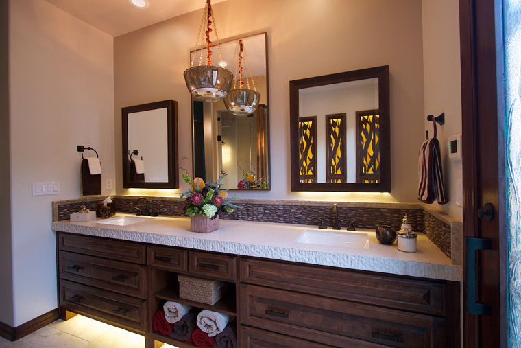 Houseometry Interior Bathroom Design California