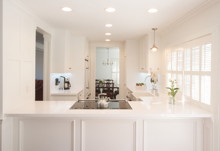 Houseometry Interior Design California Kitchen