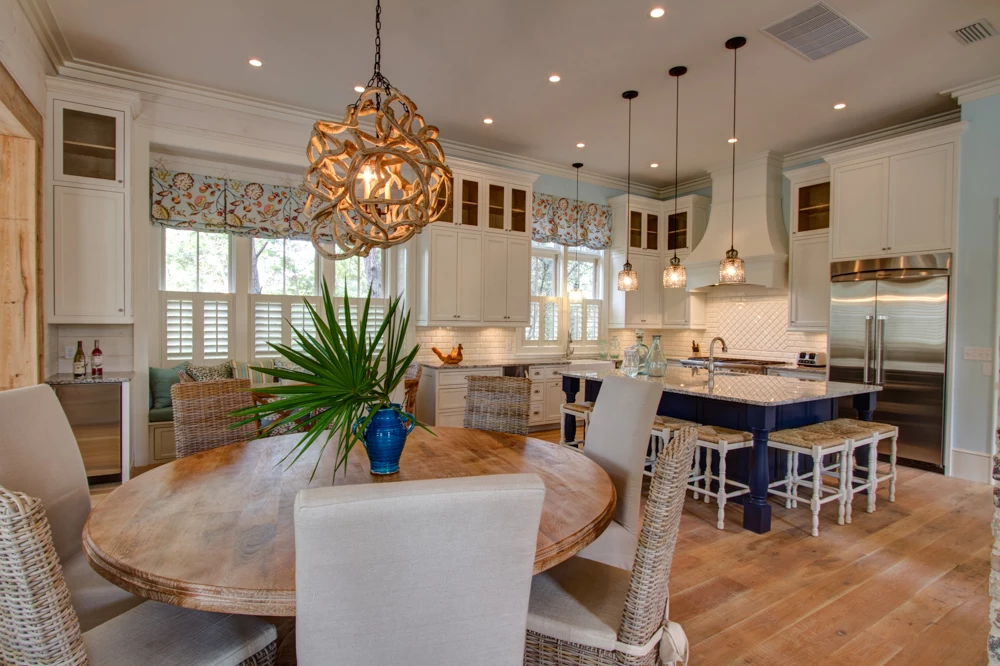 30A Interiors Kitchen Design Florida