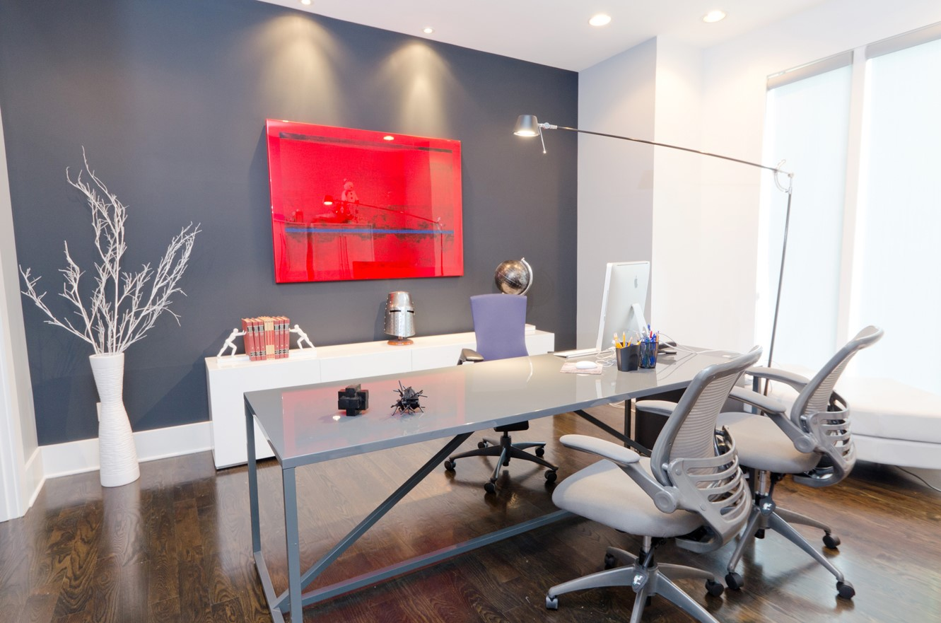 Image Credit: Atmosphere 360 Studio. A Home Office ...