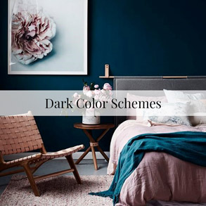 Dark Bedroom Color Scheme Ideas