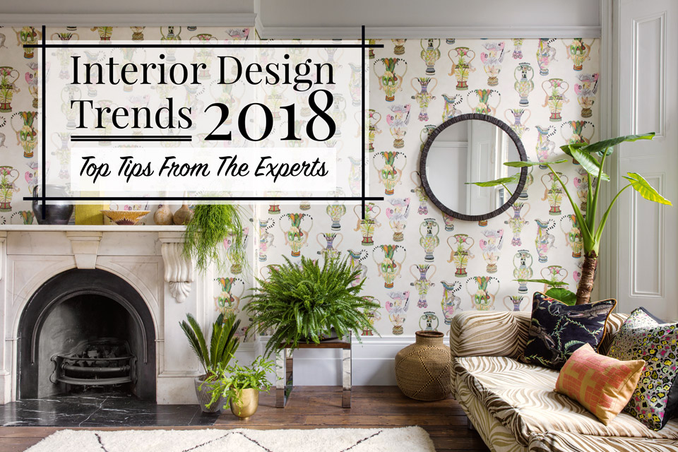 interior design trends 2018 top tips from the experts the luxpad. Black Bedroom Furniture Sets. Home Design Ideas