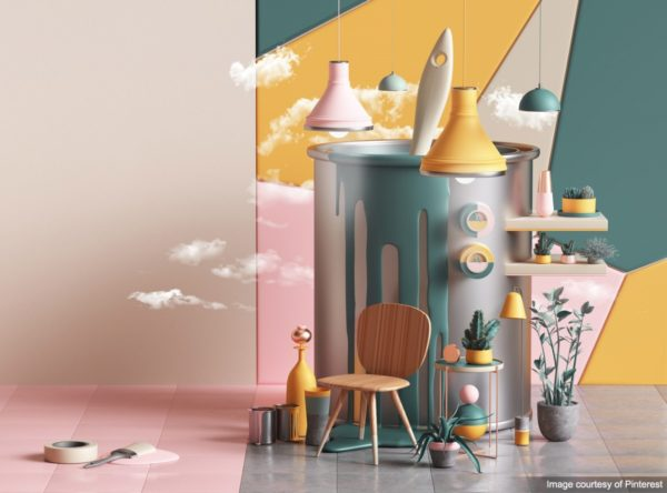 What's Trending for Interiors?  The Top Pinterest Trends for 2019