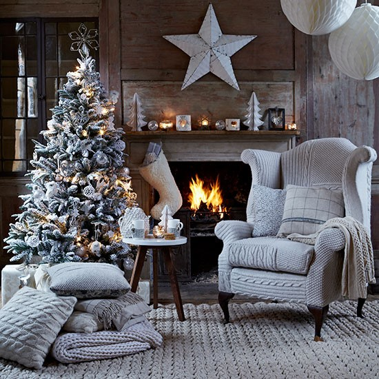 Christmas Room Decorations christmas decorating: 49 ideas for your festive interior