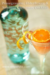 Sew-White-Pomegranate-elderflower-and-satsuma-christmas-cocktail-2