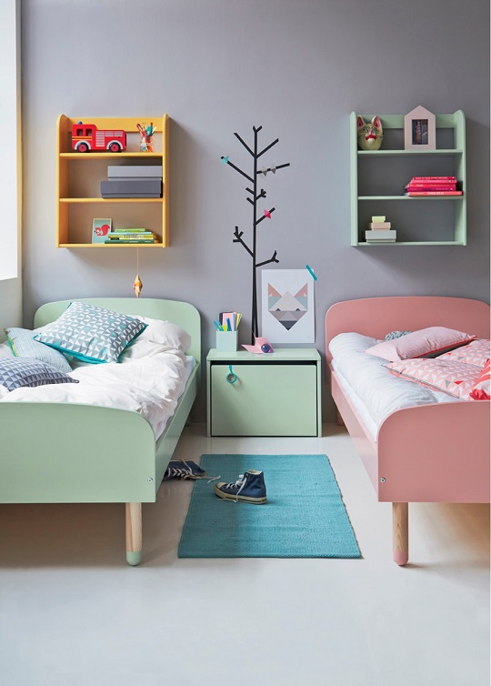 Bon 27 Stylish Ways To Decorate Your Childrenu0027s Bedroom   The LuxPad   The  Latest Luxury Home Fashion News   Amara