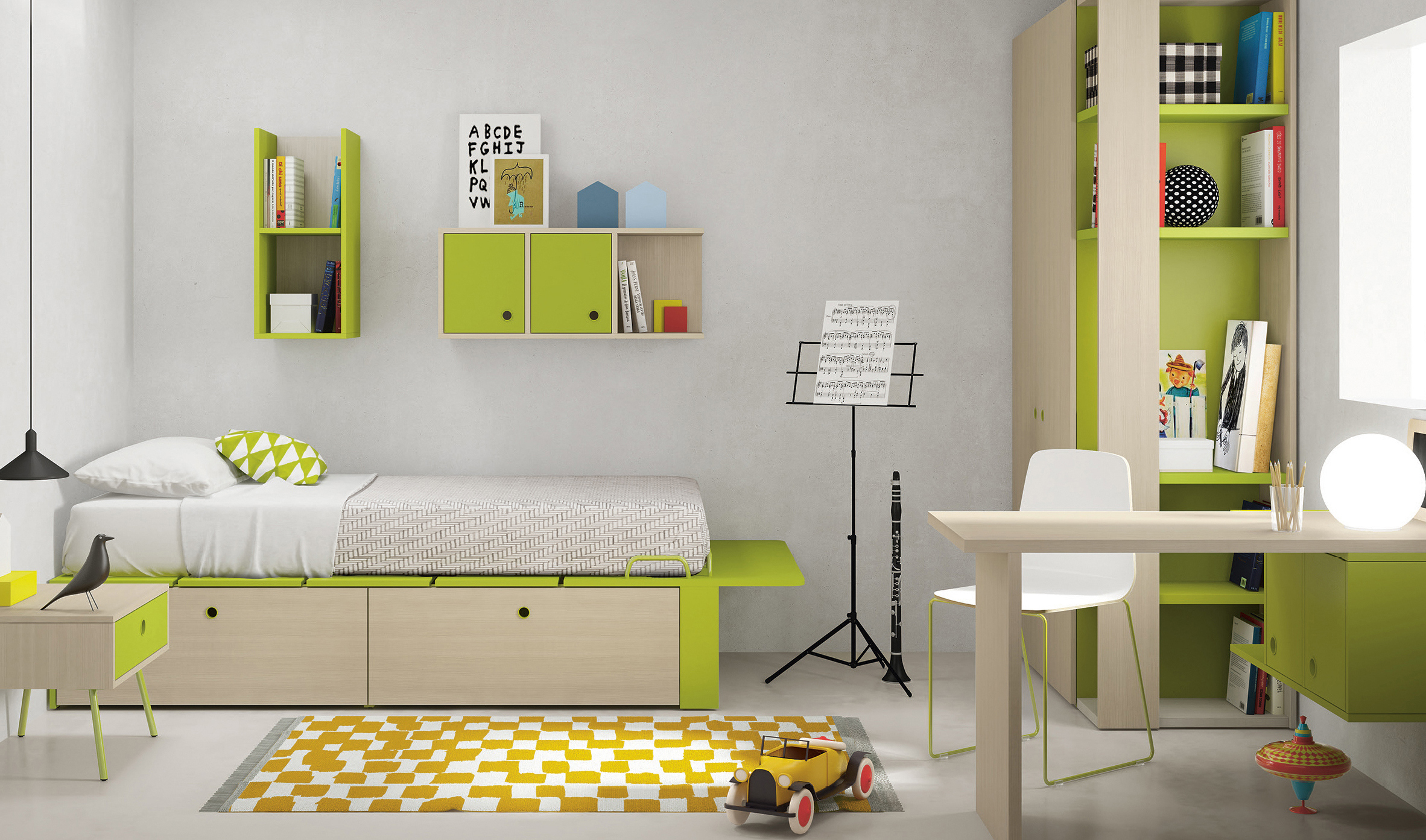 Ordinaire 27 Stylish Ways To Decorate Your Childrenu0027s Bedroom   The LuxPad ...