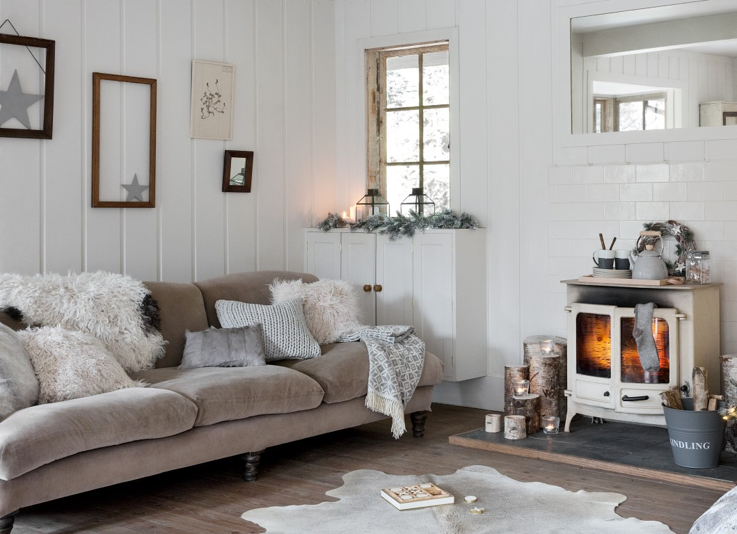 How to hygge embrace the cozy danish concept for Decoration hygge