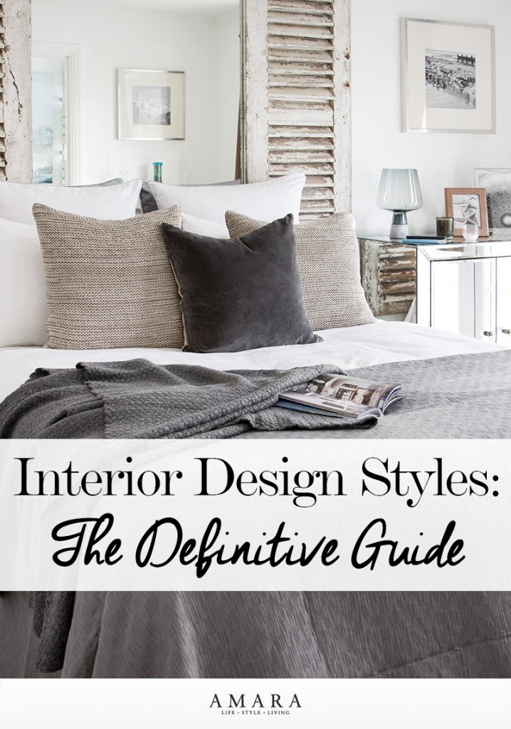 Furniture Style Guide. Interior Design Styles: The Definitive Guide    Luxpad Latest Luxury Home