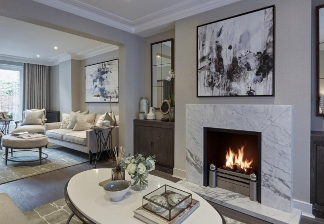 A Chelsea Pied 224 Terre By Sophie Paterson The Luxpad