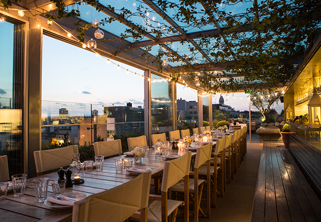 Boundary Restaurant Rooms Amp Rooftop The Luxpad The