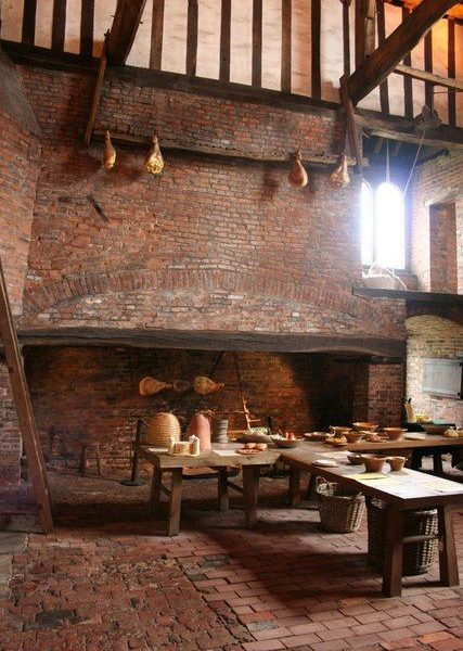 medieval-kitchen