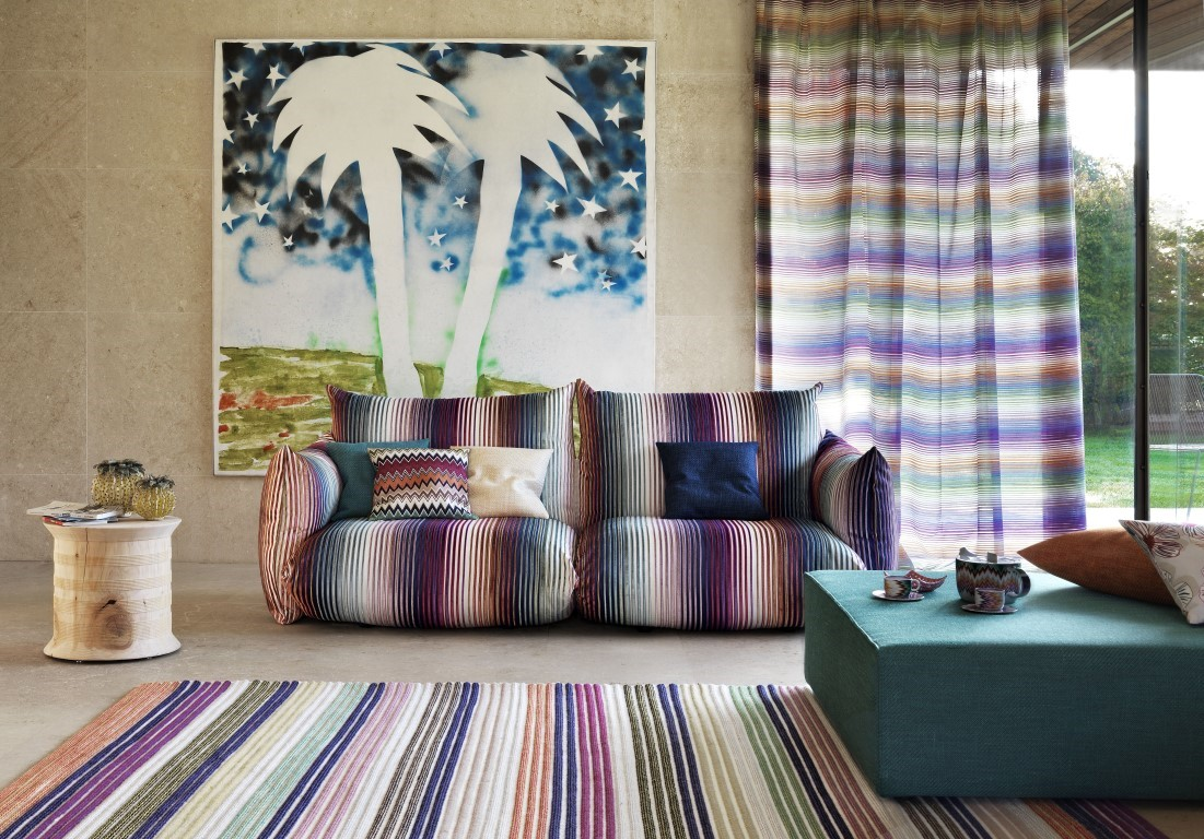 missoni home launch 2017 home collection - the luxpad - the latest