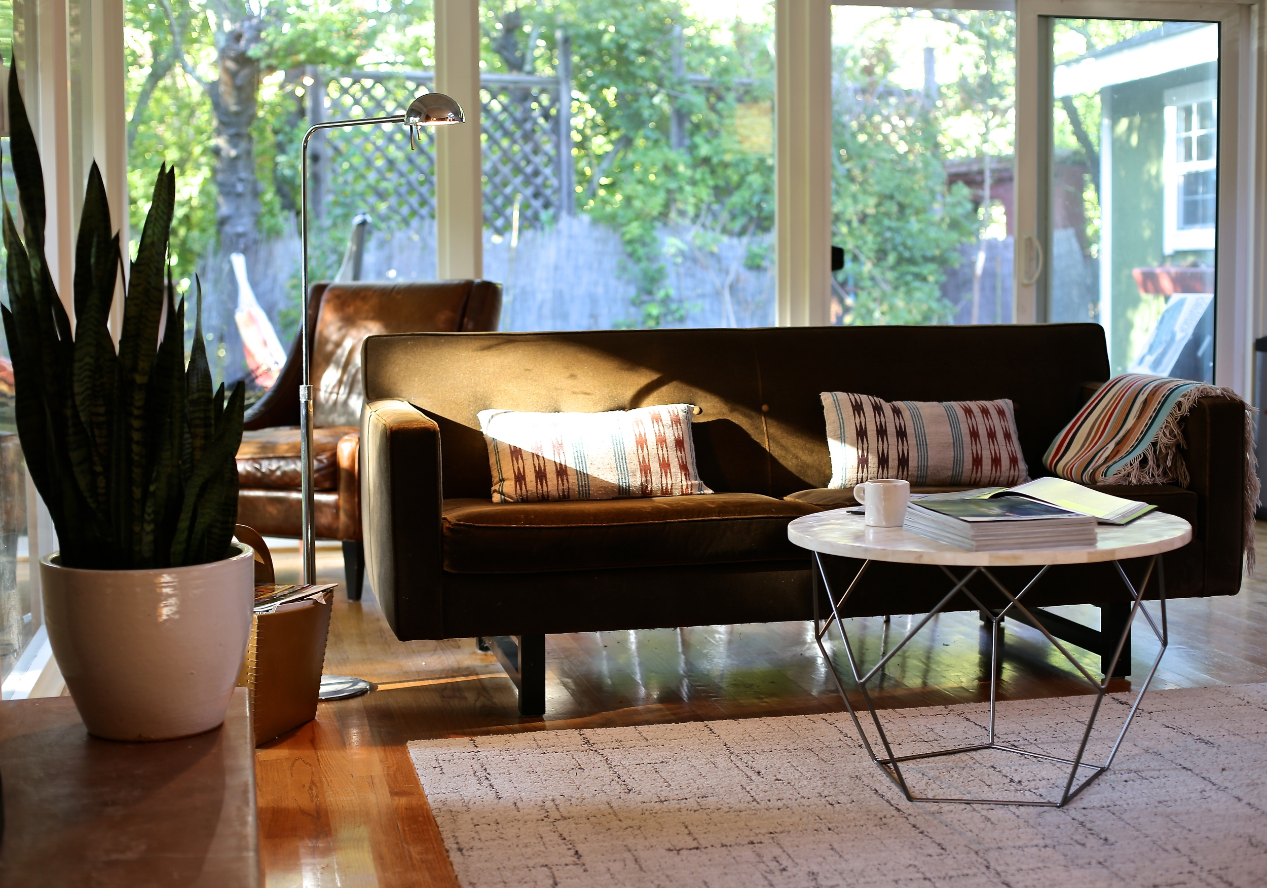 Cocoon Home Interior Botanical Expert Living Room